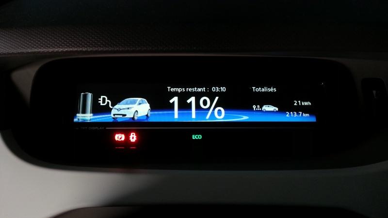 213,7 kilomètres avec 89% de batterie. 2015-024