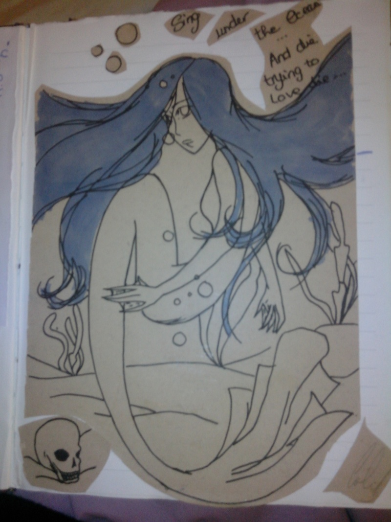 Miss et le dessin  Img_2031
