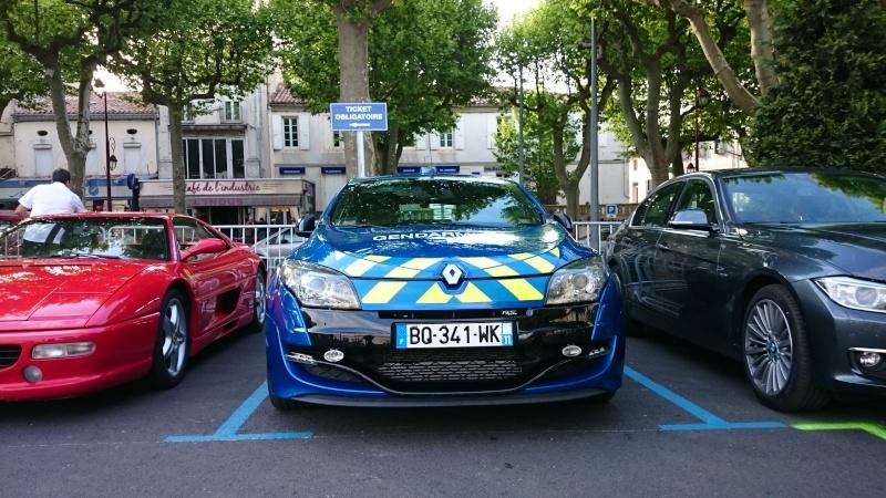 CR & Photos & Vidéo : TSO 03/05/15 La Gendarmerie en Balade et Spectacle à Castelnaudary  Dsc_0119