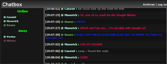 Meanwhile in the Chatbox... - Page 3 Gm110