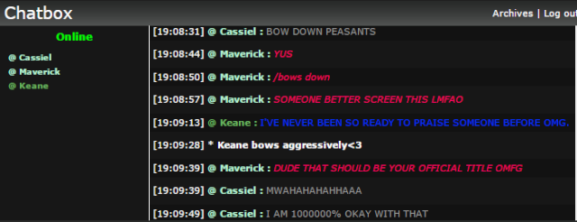 Meanwhile in the Chatbox... - Page 3 Gm310