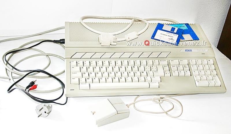 [VENDU] Ordinateur Atari 520STf de 1985    50€ Atariq10
