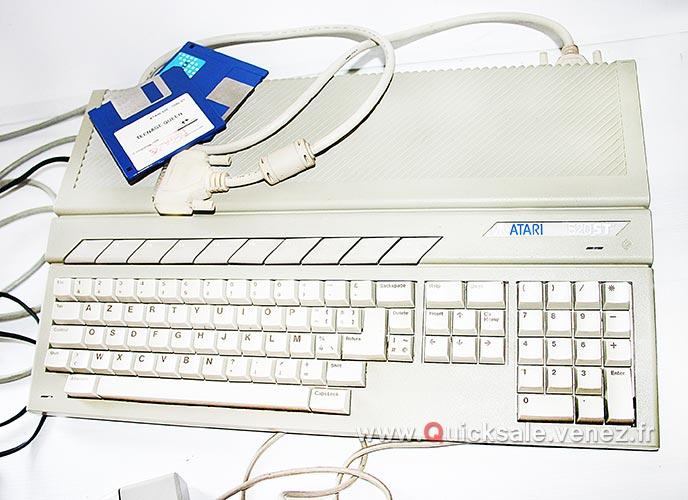 [VENDU] Ordinateur Atari 520STf de 1985    50€ Atariq11
