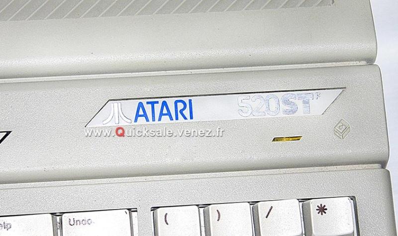 [VENDU] Ordinateur Atari 520STf de 1985    50€ Atariq13