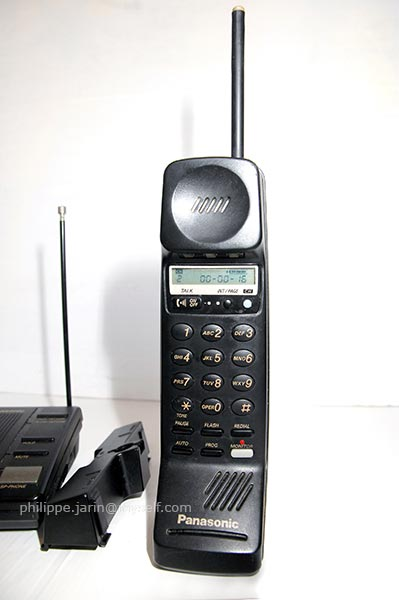 [VENDU] Téléphone fixe Panasonic PRO sans fil et main libre 28€ Panaso11