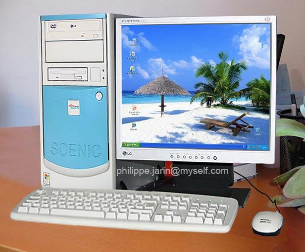 [VENDU] Fujitsu-Siemens Scenic Windows XP SP3 Pro   50€ Winxpp10