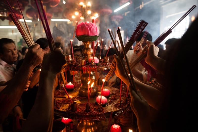 18 règles de vie du Dalaï Lama en reportage photo Suivez10