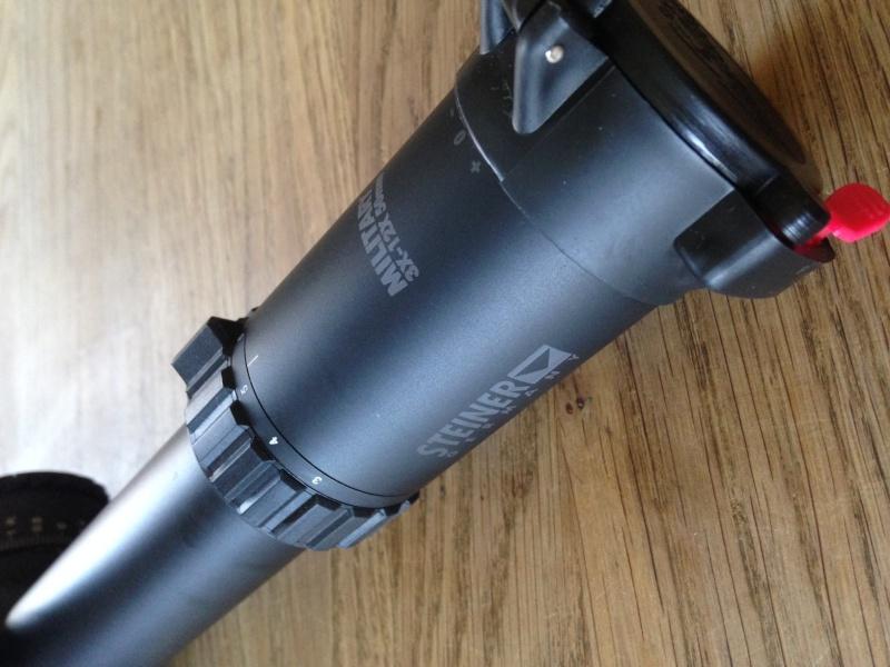 Steiner military 3x-12x 50mm Steine12