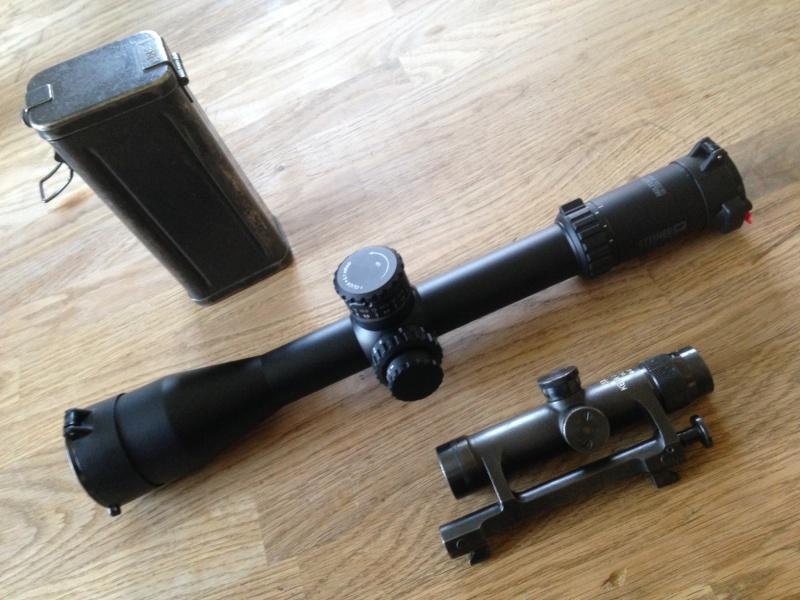 Steiner military 3x-12x 50mm Steine13