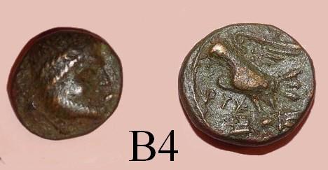 Identification lot monétaire - TD étudiant en archéologie Clipbo11