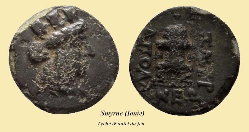 Bronze de Smyrne Smyrne10