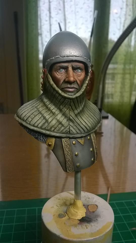 Buste de chevalier XIV Buste_11