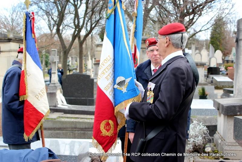Reportage cérémonie d'hommage au lieutenant-colonel  LECOMTE, dernier chef de corps du 14ème RCP 20-img11
