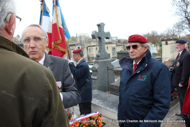 Reportage cérémonie d'hommage au lieutenant-colonel  LECOMTE, dernier chef de corps du 14ème RCP 36-img10
