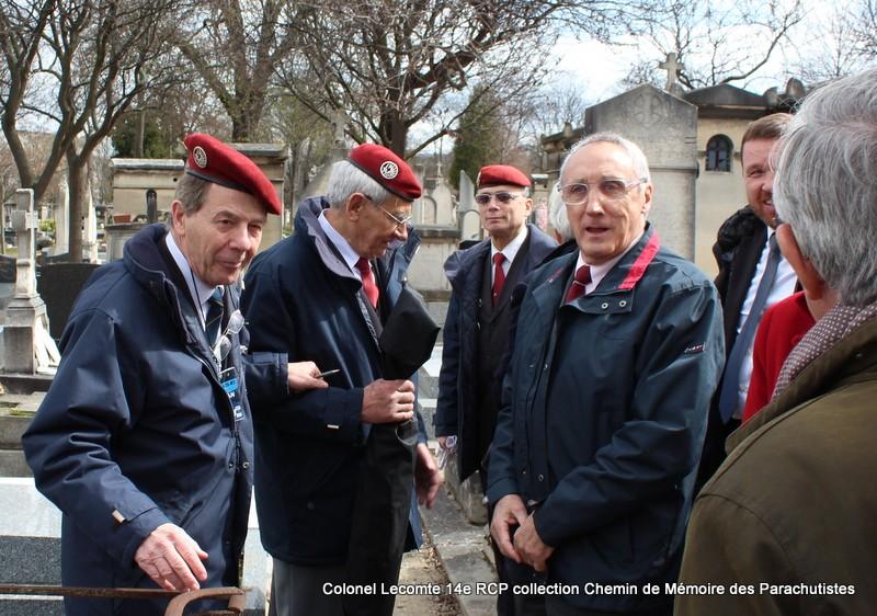 Reportage cérémonie d'hommage au lieutenant-colonel  LECOMTE, dernier chef de corps du 14ème RCP 41-img11
