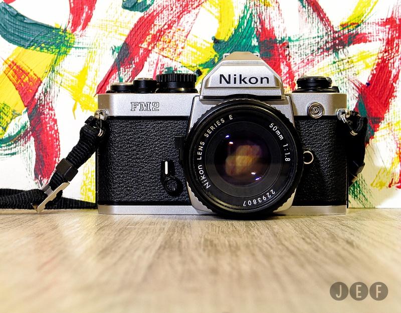 Nikon FM2, le retour après un long séjour au grenier 111