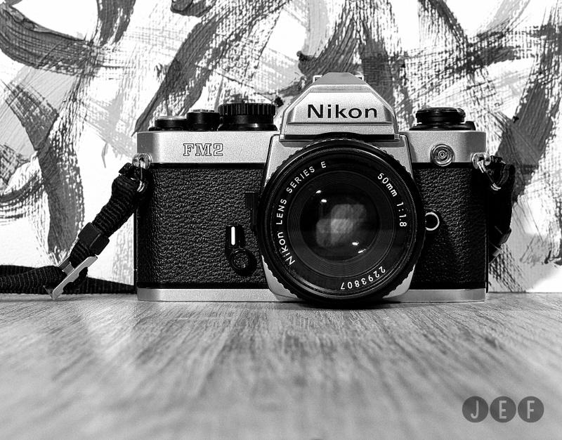 Nikon FM2, le retour après un long séjour au grenier 210