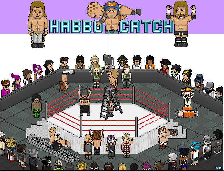 Habbo Catch : Le forum du Catch Sur Habbo