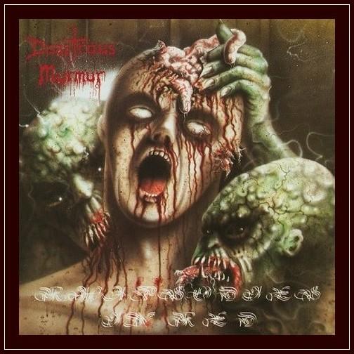 Disastrous Murmur - Rhapsodies In Red (1992) 32343410