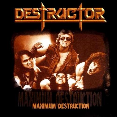 Destructor - Maximum Destruction [(1985) 1998 reissue] Destru10