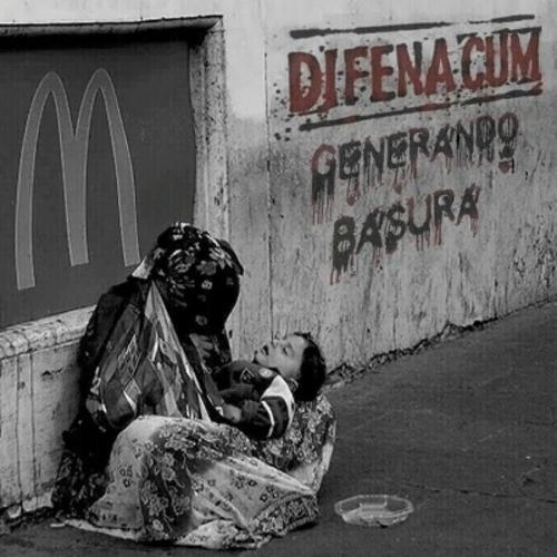 Difenacum - Generando Basura (2013) Folde100