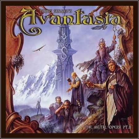 Avantasia - The Metal Opera Pt. II (2002) Folder22