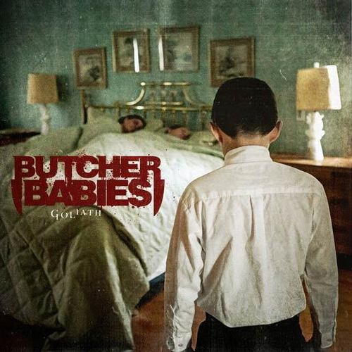 Butcher Babies  - Goliath (2013) Folder84