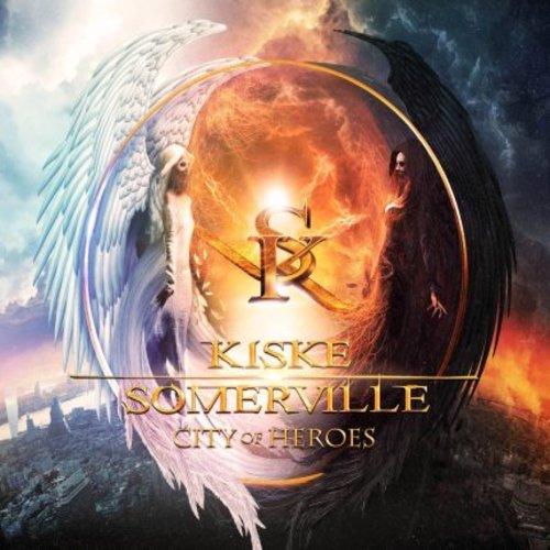 Kiske / Somerville - City of Heroes (2015) Front13