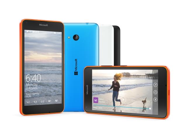 Microsoft présente les Lumia 640 et 640 XL Lumia610
