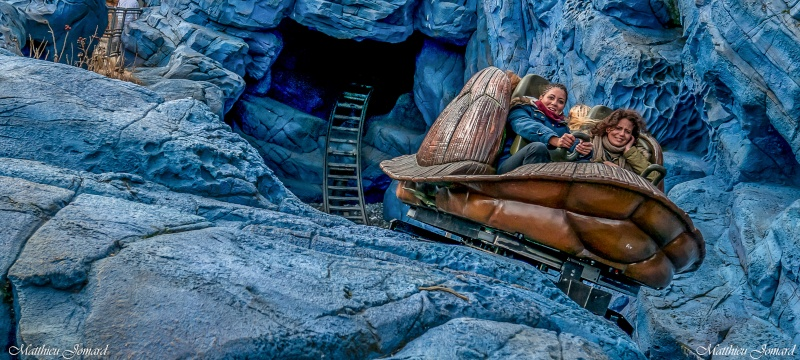 Photos de Disneyland Paris en HDR (High Dynamic Range) ! 01032012