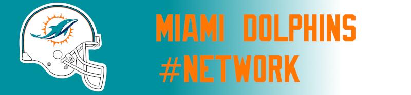 Miami Dolphins #Network Logo-k10
