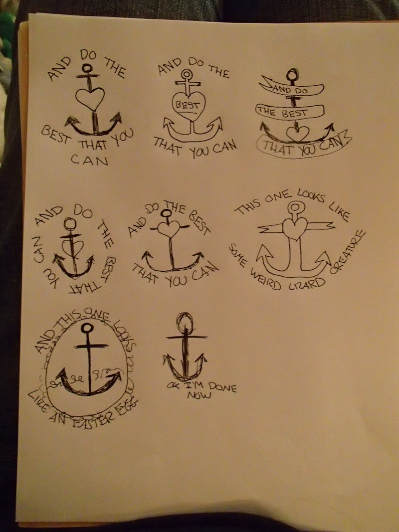 Gaslight Anthem inspired tattoos (photos of mine, feel free to post yours!) - Page 15 P3170910