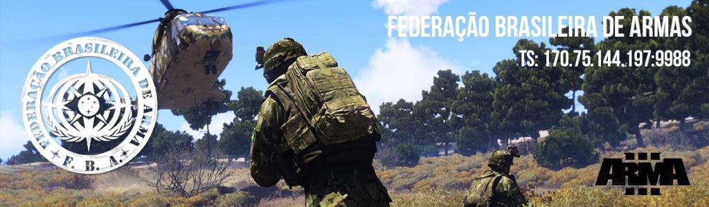 Federação Brasileira de Armas | UNASUR