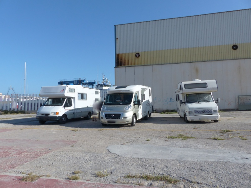 [ESPAGNE] Quelques arrêts sympas en Espagne P1030510