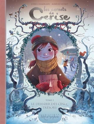 Les carnets de Cerise de Joris Chamblain et Aurélie Neyret 97823010