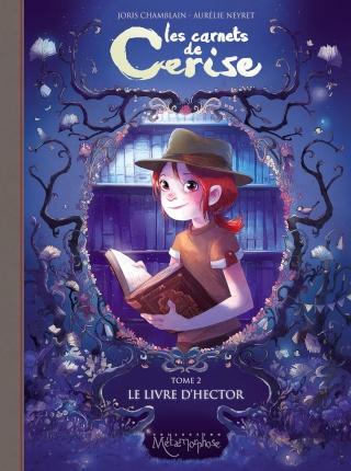 Les carnets de Cerise de Joris Chamblain et Aurélie Neyret Cct02-10