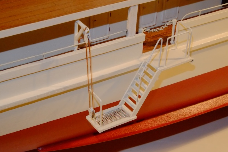 Yacht-Paquebot Sphinx (New Maquettes 1/50°) de Stephane80 - Page 5 Echell10