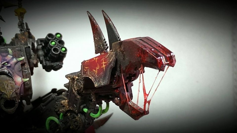 Painting Technique Tutorial: Advanced Blood and Gore 11065910