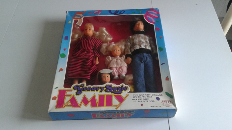 Groovy Susie Family Anni 80 In Box 20150321