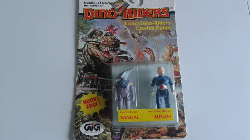 Dino Raiders - Vandakl e Minzei in box 20150333