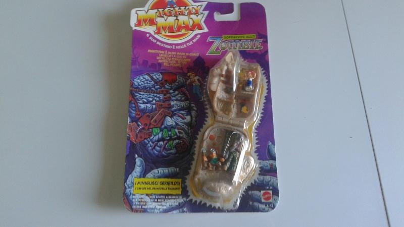 Mighty Max Nuovi In Box 4 Disponibili 20150415