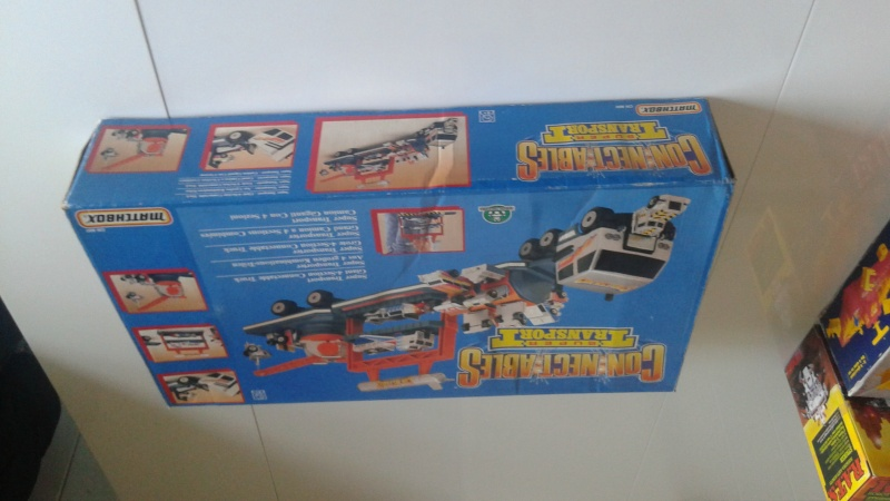 CONNECTABLES SUPER TRANSPORTS MATCHBOX nuovo mai aperto 20150420