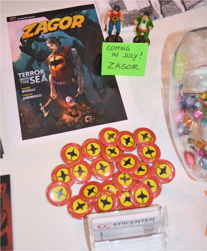 Zagor - edizione americana della Epicenter Comics Zagor-10