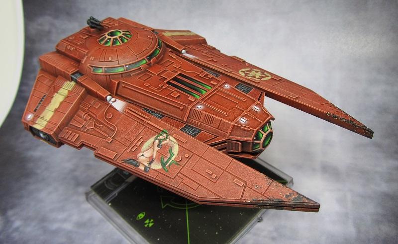 Overburns kleine Flotte Deci110