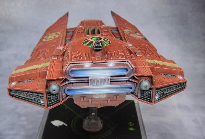 Overburns kleine Flotte Deci310