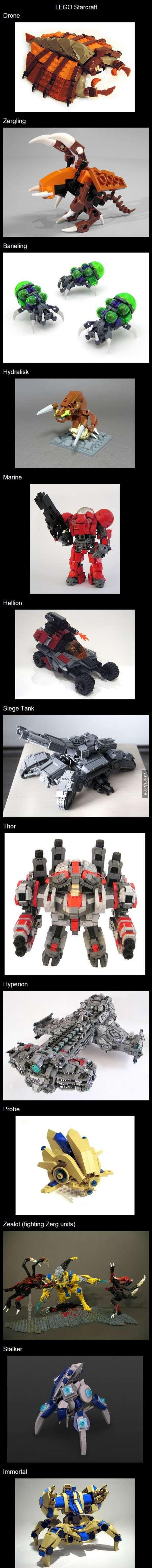 Réalisations en Lego Av0vqa10