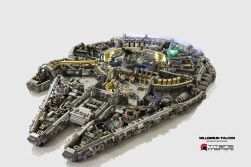 Réalisations en Lego F6ace810