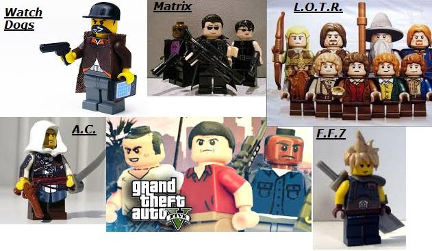 Réalisations en Lego Lego_m10