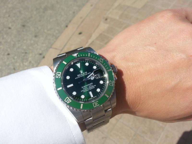 Votre montre du jour - Page 19 Hulk_223