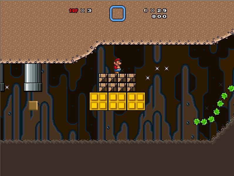 Super Mario Galaxy X: L'invasion des ténèbres - Page 4 Choco_11